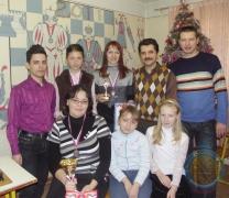 На закрытии чемпионата Астраханской области среди женщин